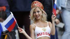 Самая красивая болельщица сборной России на ЧМ-2018